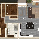 Dollhouse Overview of a Home Renovation in Monmouth County (1)