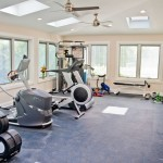Exercise Room Remodel in Middlesex County (10)-Design Build Planners