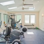 Exercise Room Remodel in Middlesex County (2)-Design Build Planners