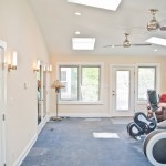 Exercise Room Remodel in Middlesex County (5)-Design Build Planners