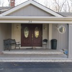 Front Entry Portico in Scotch Plains New Jersey (2)-Design Build Planners