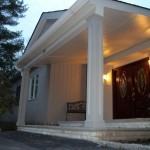 Front Entry Portico in Scotch Plains New Jersey (4)-Design Build Planners