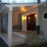 Front Entry Portico in Scotch Plains New Jersey (7)-Design Build Planners