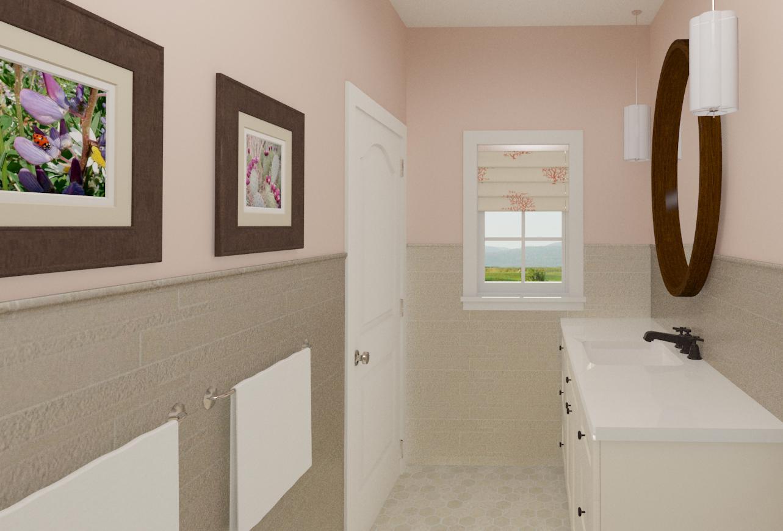 Master and hall bathroom designs in warren nj design for Bathroom design nj