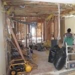 Home Renovation in Monmouth County NJ In Progress 9-2-2015 (1)
