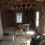 Home Renovation in Monmouth County NJ In Progress 9-2-2015 (6)
