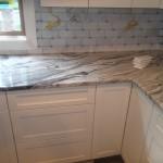 Kitchen Remodel and Reconfiguation in Warren NJ In Progress 8-20-15 (1)