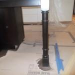 Kitchen Remodel and Reconfiguation in Warren NJ In Progress 8-20-15 (4)