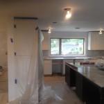 Kitchen Remodel and Reconfiguation in Warren NJ In Progress 8-20-15 (6)