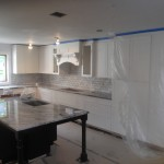 Kitchen Remodel and Reconfiguation in Warren NJ In Progress 8-20-15 (7)