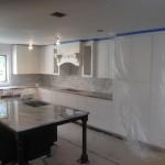 Kitchen Remodel and Reconfiguation in Warren NJ In Progress 8-20-15 (7)