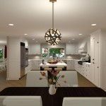 Kitchen Remodel and Reconfiguration in Warren, NJ (2)-Design Build Pros