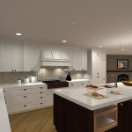 Kitchen Remodel and Reconfiguration in Warren, NJ (4)-Design Build Pros