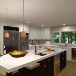 Kitchen Remodel and Reconfiguration in Warren, NJ (6)-Design Build Planners