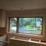 Kitchen Remodel and Reconfiguration in Warren NJ In Progress 8-14-2015 (9)