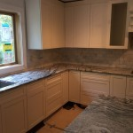 Kitchen Remodel and Renovation in Warren, NJ In Progress 8-28-15 (6)