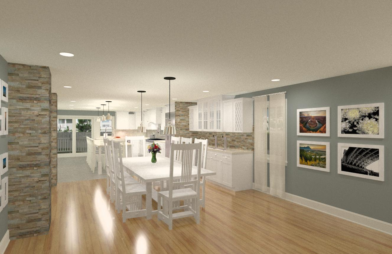 Kitchen And Master Bedroom Addition In Spring Lake Nj Design Build Pros