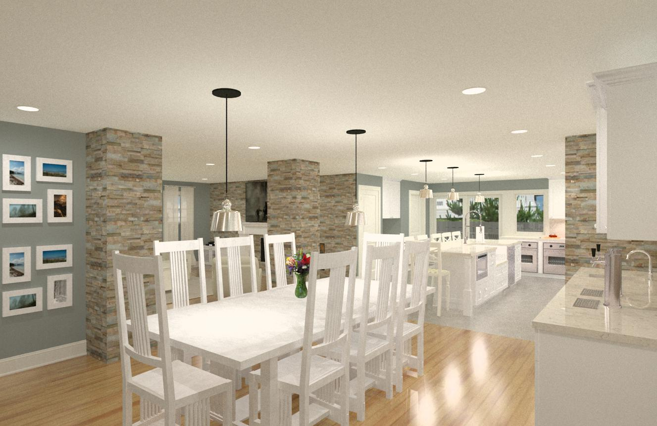 Kitchen And Master Bedroom Addition In Spring Lake Nj