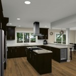 Kitchen and Mudroom in Kendall Park NJ CAD (3)