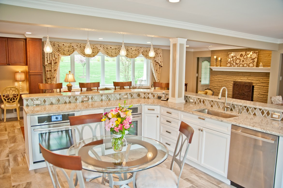 Kitchen and bathroom remodeling in watchung nj - Nj kitchen design ...