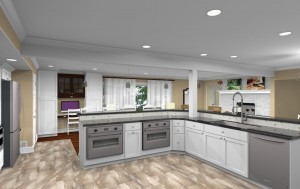 Watchung kitchen design for remodeling - Design Build Planners (2)