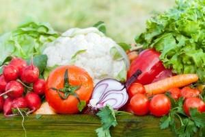 home grown garden vegetables - Organic Garden Gurlz