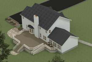 Bedroom Suite Addition in Monroe, NJ (2)-Design Build Planners