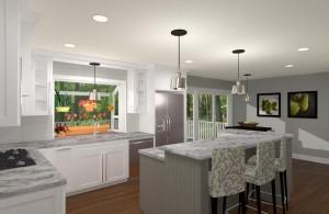 Kitchen PLUS in Warren NJ (6)-Design Build Pros