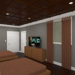 Luxury Basement in Warren NJ Plan 3 (5)-Design Build Planners
