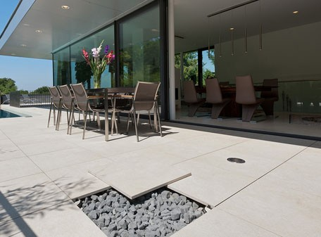 Porcelain Pavers For Your Back Yard Patio Design Build