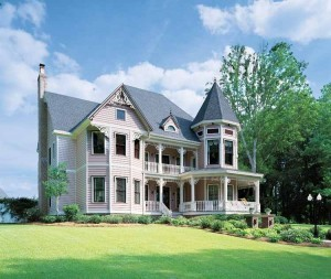 Queen Anne Style Home ~ Design Build Pros