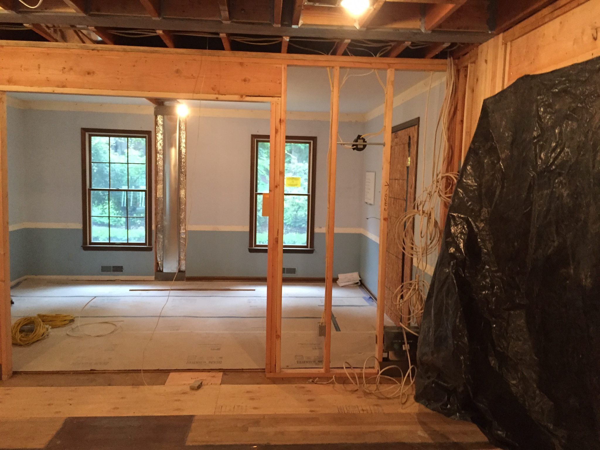 Removing A Wall In Kitchen Remodeling Design Build Planners