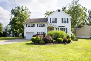 Split Level Style Home ~ Design Build Planners (1)
