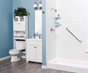 Tub to shower conversion - Design Build Planners