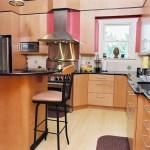 exotic wood veneer cabinetry - Design Build Pros (1)