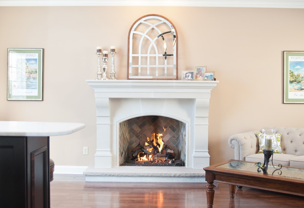 Fireplace Equipment And Fireplace Decoration Design Build Planners