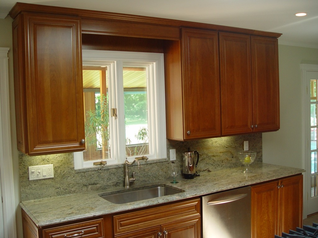Finishing Above A Kitchen Window Design Build Pros