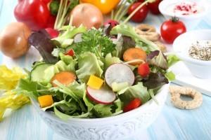 Organic Radish Salad recipe from Organic Gurlz Gardens Fort Wayne Indiana