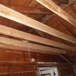 Porch to Bedroom Conversion in New Providence NJ In Progress 7-15-15 (6)