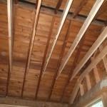 Porch to Bedroom Conversion in New Providence NJ In Progress 7-15-15 (7)