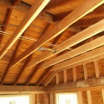 Porch to Bedroom Conversion in New Providence NJ In Progress 7-27-15 (9)