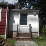 Porch to Bedroom Conversion in New Providence NJ In Progress 8-20-2015 (3)
