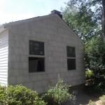 Porch to Bedroom Conversion in New Providence NJ In Progress 8-6-2015 (1)