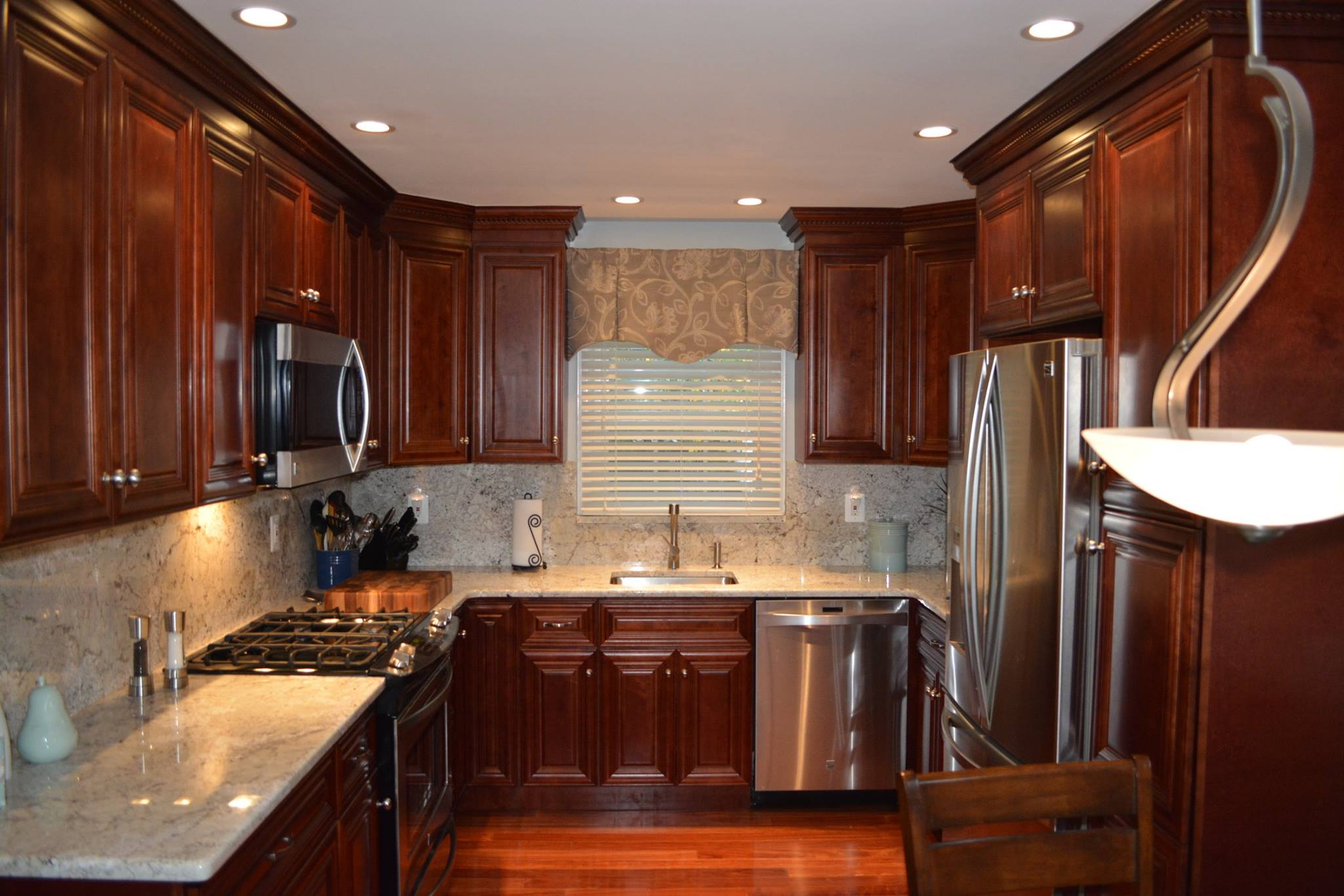 small kitchen remodeling projects that cook  design build
