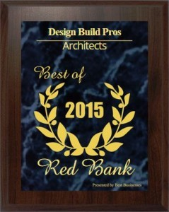 2015 Best of Red Bank NJ architect
