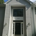 BEFORE vinyl and stone siding remodel in Manasquan, NJ  (2)