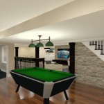 Basement Finishing in Middlesex County, NJ CAD (1)-Design Build Planners
