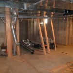Basement Finishing in Middlesex County NJ In Progress 8-21-2015 (1)