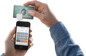 Credit card swipe - Square