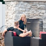 D Custom outdoor fireplace - Design Build Planners (4)